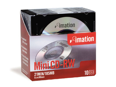 ImationMiniCD product image